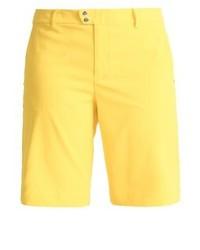 Bermudas amarillas de Ralph Lauren