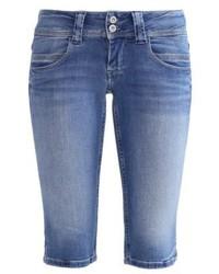 Bermudas vaqueras azules de Pepe Jeans