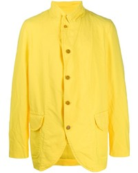 Blazer amarillo de Comme Des Garcons SHIRT