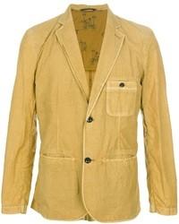 Blazer amarillo de Uniforms For The Dedicated
