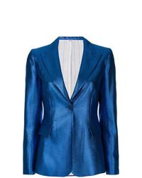Blazer Azul de P.A.R.O.S.H.
