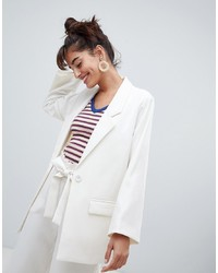 Blazer Blanco de Monki