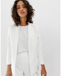 Blazer blanco de Vero Moda
