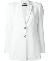 Blazer Blanco de Versace