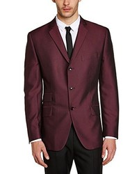 Blazer burdeos de Merc of London