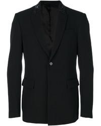 Blazer con cuentas negro de Givenchy