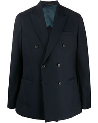 Blazer cruzado azul marino de Paul Smith