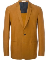 Blazer de Algodón Tabaco de Paul Smith