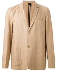 Blazer de algodón marrón claro de Uniforms For The Dedicated