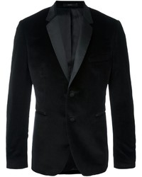Blazer de Algodón Negro de Paul Smith