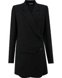 Blazer de lana negro de Ann Demeulemeester