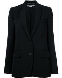 Blazer de lana negro de Stella McCartney