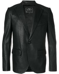 Blazer de seda negro de Unconditional