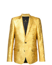 Blazer dorado de Lords And Fools