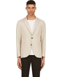 Blazer en beige de Tiger of Sweden