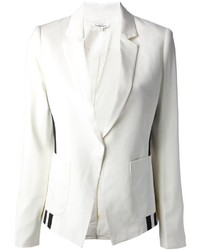 Blazer en blanco y negro de Elizabeth and James