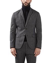 Blazer en gris oscuro de ESPRIT Collection