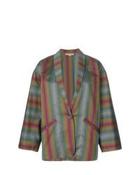 Blazer en multicolor de Romeo Gigli Vintage