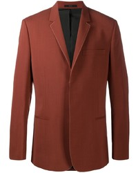 Blazer en tabaco de Paul Smith