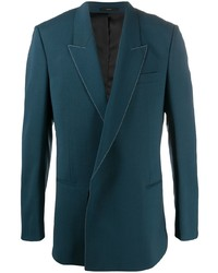 Blazer en verde azulado de Paul Smith