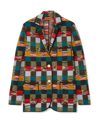 Blazer estampado en multicolor de Missoni