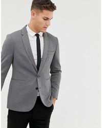 Blazer gris de Burton Menswear
