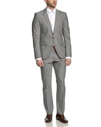 Blazer gris de Selected Homme