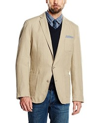 Blazer marrón claro de Thomas Goodwin
