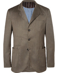 Blazer Marrón de Incotex