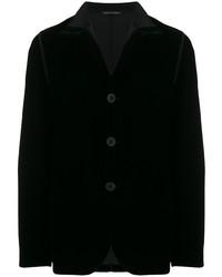 Blazer negro de Giorgio Armani