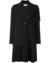 Blazer negro de MM6 MAISON MARGIELA