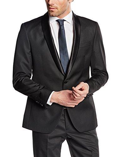 Blazer negro de s.Oliver Premium
