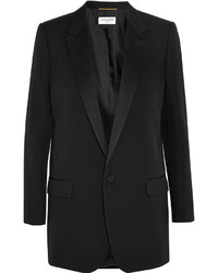 Blazer negro de Saint Laurent