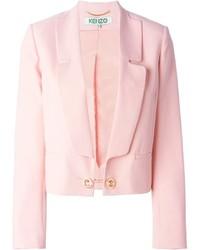 Blazer rosado de Kenzo