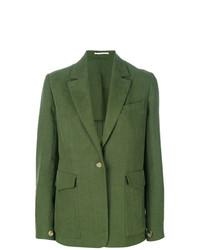Blazer verde oliva de Golden Goose Deluxe Brand