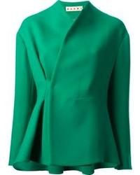 Blazer verde de Marni