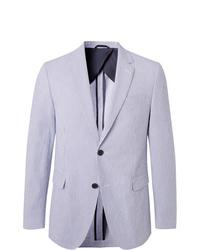 Blazer violeta claro de Hugo Boss