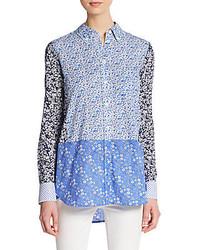 Blusa azul original 11349474