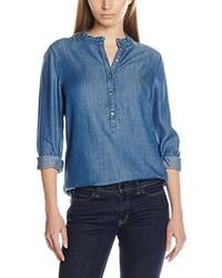 Blusa azul de Esprit