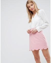 Blusa de botones blanca de ASOS DESIGN
