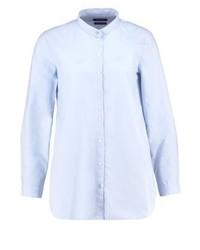 Blusa de Botones Celeste de Marc O'Polo