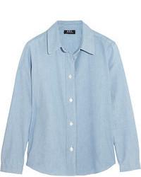Blusa de botones medium 55400