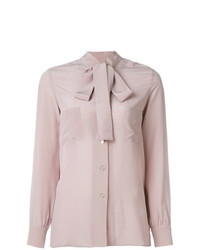 Blusa de botones rosada de Golden Goose Deluxe Brand