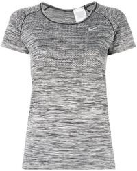 Blusa de punto gris de Nike