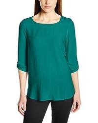 Blusa en verde azulado de Vero Moda