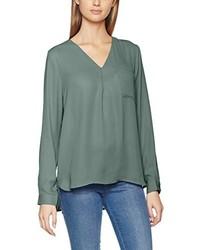 Blusa en verde menta de Only