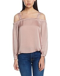 Blusa marrón claro de New Look