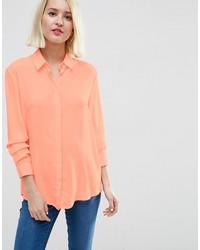 Blusa naranja original 11349973