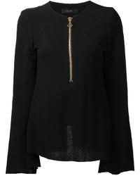 Blusa negra de Ellery