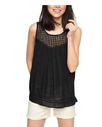 Blusa negra de Esprit